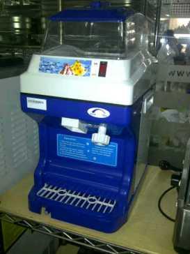 Ice crusher ICH-A118