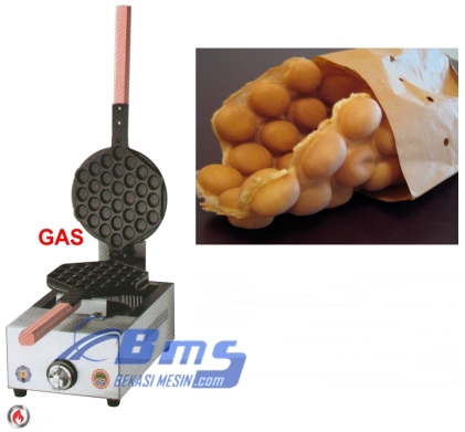egg waffle gas getra scx36