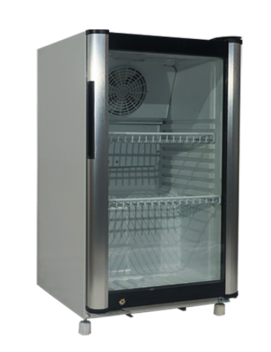 showcase cooler pendingin minuman